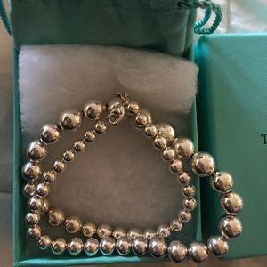 Brand New Tiffany & Co Bead Necklace